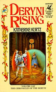 Cover of: DERYNI RISING (Chronicles of the Deryni)