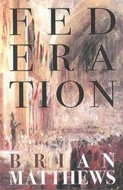 Cover of: Federation