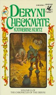 Cover of: Deryni Checkmate