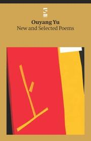 Cover of: New and Selected Poems | Ouyang Yu