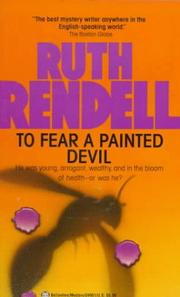 Cover of: To fear a painted devil