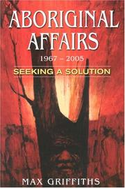 Cover of: Aboriginal Affairs 1967-2005
