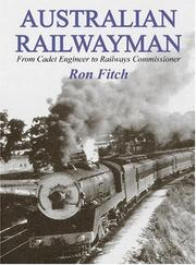 Cover of: Australian Railwayman | Ron Fitch