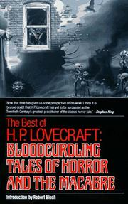 Novels by H. P. Lovecraft