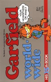 Cover of: Garfield world-wide