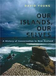 Cover of: Our islands, our selves