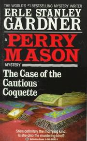 Cover of: The Case of the Cautious Coquette | Erle Stanley Gardner
