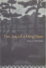 Cover of: The Joy of a Ming Vase