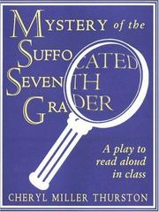 Cover of: Mystery of the Suffocated Seventh Grader