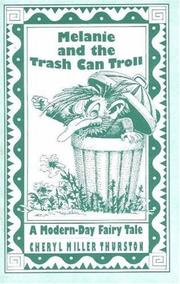 Cover of: Melanie and the Trash Can Troll