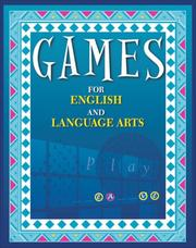 Cover of: Games for English and Language Arts