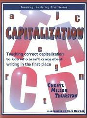 Cover of: Capitalization