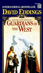 Cover of: Guardians of the West (The Malloreon, Book 1)