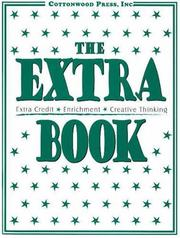Cover of: The Extra Book