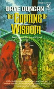 Cover of: Coming of Wisdom (Book 2 of the Seventh Sword)