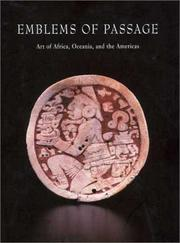 Cover of: Emblems of passage