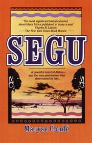 Cover of: Segu