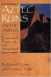 Cover of: Aztec Ruins on the Animas