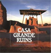 Cover of: Casa Grande Ruins National Monument