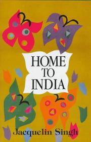 Cover of: Home to India