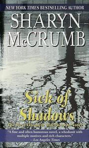 Cover of: Sick of Shadows | Sharyn McCrumb