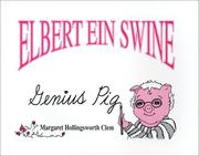 Cover of: Elbert ein Swine