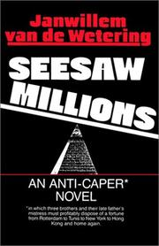 Cover of: Seesaw millions