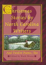 Cover of: Twelve Christmas stories by North Carolina writers |