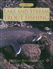 Cover of: Guide to lake and stream trout fishing