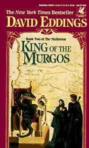Cover of: King of the Murgos (The Malloreon, Book 2)