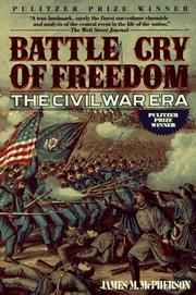 Cover of: Battle Cry of Freedom