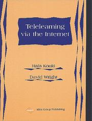 Cover of: Telelearning via the Internet
