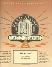 Cover of: The Necklace (A Read-Along Radio Drama)
