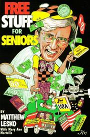 Cover of: Free Stuff for Seniors