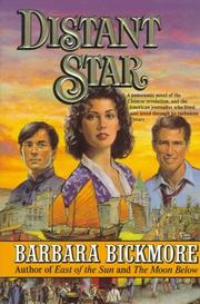 Cover of: Distant star