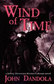 Cover of: Wind of time: a Jeffrey Devereaux-Kirsten Eriksson novel