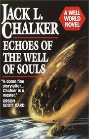 Cover of: Echoes of the well of souls: a Well World novel
