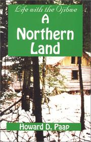 Cover of: A Northern Land | Howard D. Paap