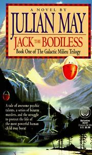 Cover of: Jack the Bodiless