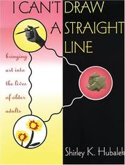 Cover of: I Can't Draw a Straight Line