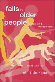 Cover of: Falls in Older People