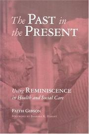 Cover of: The Past in the Present