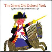 Cover of: The grand old Duke of York