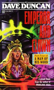 Cover of: Emperor and Clown (A Man of His Word, Part 4)