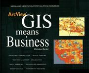 Cover of: ArcView GIS means business