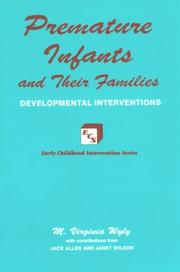 Premature infants and their families