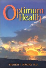 Cover of: A cardiologist's prescription for optimum health | Stephen T. Sinatra