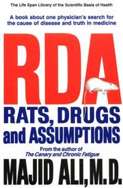 Cover of: Rda