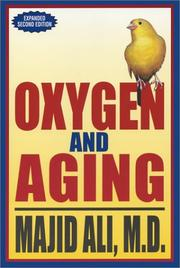 Cover of: Oxygen and Aging