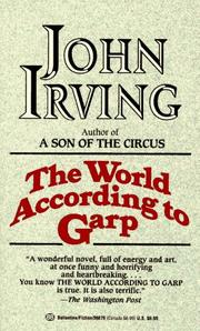 Cover of: The World According to Garp